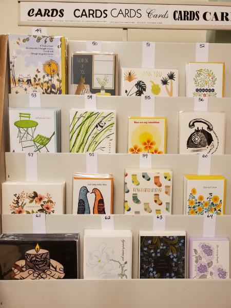 Miscellaneous Greeting Cards