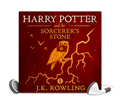 Harry Potter and the Sorcerer's Stone Audio Book